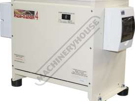 PC6 Phase Change Converter 6kW  / 7.5hp Run 415 Volt machines from 240 Volt Power - picture0' - Click to enlarge