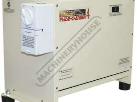 PC6 Phase Change Converter 6kW  / 7.5hp Run 415 Volt machines from 240 Volt Power - picture2' - Click to enlarge