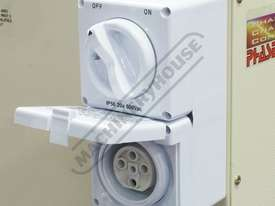 PC6 Phase Change Converter 6kW  / 7.5hp Run 415 Volt machines from 240 Volt Power - picture3' - Click to enlarge