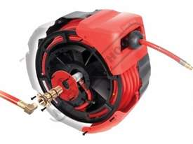 Air-20 Pro Series Air Hose Reel - Retractable  20 Metre x Ø9.5mm ID Hose - picture2' - Click to enlarge