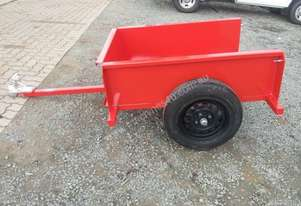 Blyth Built ATV farm 4*3 trailer