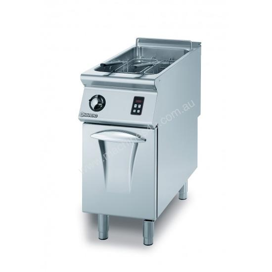 Mareno ANF9-8G23 Gas Fryer With 2 x 23 Litre Wells