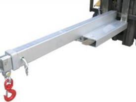 Fixed Jib Long Jib Attachment with 4500Kg SWL - picture0' - Click to enlarge