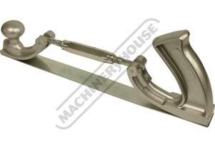 FBH-14 Flexible Body File Holder Made From Aluminium with Flexible Spring Steel Base Plate 355mm Len