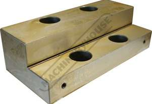 MD-200A Stepped Moveable Hardened Jaw - 200mm  #10930200