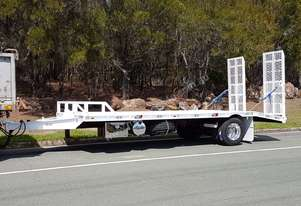 Fwr   Single Axle Tag Trailer
