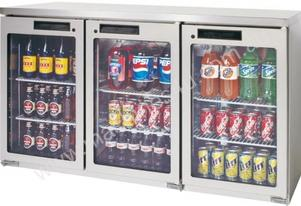 Williams Cameo Display Underbar Fridge