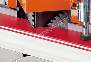 ELUMATEC V Notch & Double Mitre Saw KS 101