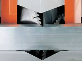 ELUMATEC V Notch & Double Mitre Saw KS 101  - picture3' - Click to enlarge