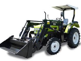 AGRISON 55HP ULTRA G3 + ROPS