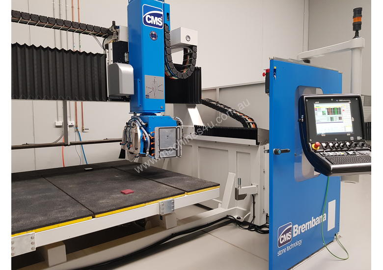 CMS AUTOMATIC CNC  BRIDGE SAW