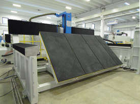 CMS/BREMBANA AUTOMATIC 5-AXIS CNC  BRIDGE SAW - picture5' - Click to enlarge