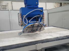 CMS/BREMBANA AUTOMATIC 5-AXIS CNC  BRIDGE SAW - picture12' - Click to enlarge