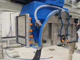CMS/BREMBANA AUTOMATIC 5-AXIS CNC  BRIDGE SAW - picture19' - Click to enlarge