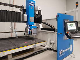 CMS/BREMBANA AUTOMATIC 5-AXIS CNC  BRIDGE SAW - picture7' - Click to enlarge