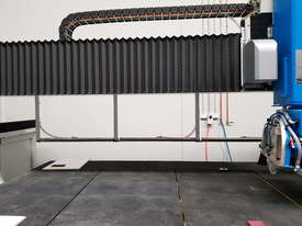 CMS/BREMBANA AUTOMATIC 5-AXIS CNC  BRIDGE SAW - picture8' - Click to enlarge