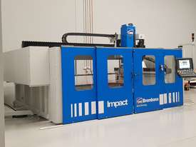 CMS/BREMBANA AUTOMATIC 5-AXIS CNC  BRIDGE SAW - picture2' - Click to enlarge