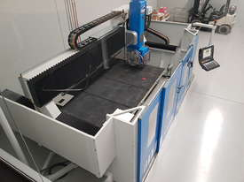 CMS/BREMBANA AUTOMATIC 5-AXIS CNC  BRIDGE SAW - picture6' - Click to enlarge