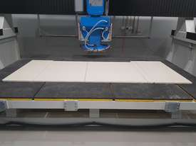 CMS/BREMBANA AUTOMATIC 5-AXIS CNC  BRIDGE SAW - picture10' - Click to enlarge
