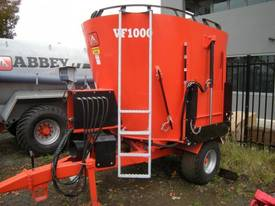 Abbey VF 1000 Feed Mixer Hay/Forage Equip