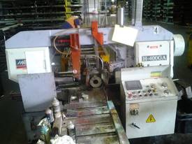 MEGA H-400GA AUTO BAND SAW - picture0' - Click to enlarge