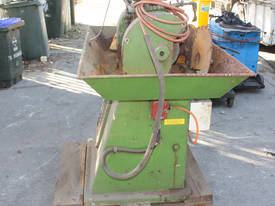 Hebco Type 30 15 No 9061 3 phase metal grinder - picture1' - Click to enlarge