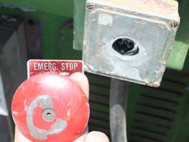 Hebco Type 30 15 No 9061 3 phase metal grinder - picture10' - Click to enlarge
