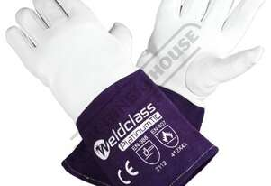 PLATINUM TG-21 TIG Welding Gloves - 360mm WC-04676 Please note: Brand May Vary at Time of Order