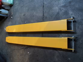 New Forklift Slippers/Extensions - picture3' - Click to enlarge