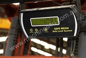 Front End Loader: Safe Weigh System