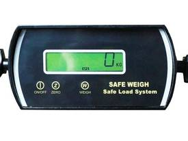 Front End Loader: Safe Weigh System - picture3' - Click to enlarge