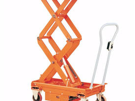 Electric scissor lift table 500kg