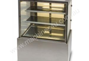 Anvil AireDHV0750 Showcase Straight Glass (500Lt)Hot 1500mm