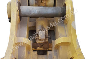 Hydraulic Hitch to suit Hyundai 32ton Excavator