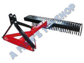 TRACTOR RAKE H DUTY 1.5M WIDE TO 30HP 3P