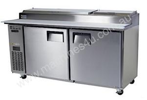 Skope Centaur 2 Door Pizza Counter Chiller