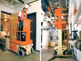 JLG 1230ES  Mast Lift - picture0' - Click to enlarge