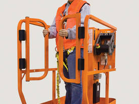 JLG 1230ES  Mast Lift - picture3' - Click to enlarge