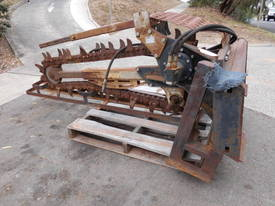 HDT-XD digger trencher ex goverment Darwin - picture1' - Click to enlarge