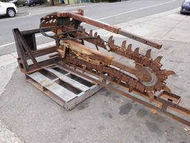 HDT-XD digger trencher ex goverment Darwin - picture3' - Click to enlarge