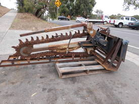 HDT-XD digger trencher ex goverment Darwin - picture4' - Click to enlarge