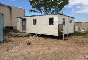 Transportable Building Accommodation Unit Office