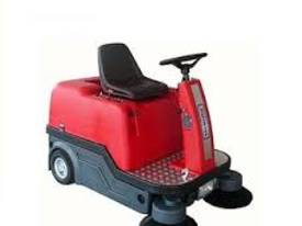 Comercial Ride on Sweeper - picture0' - Click to enlarge
