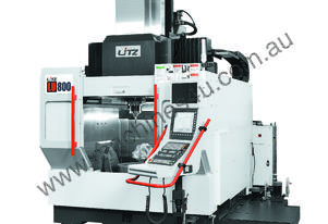 Litz LU-800 High Precision 5 Axis Machining Centre
