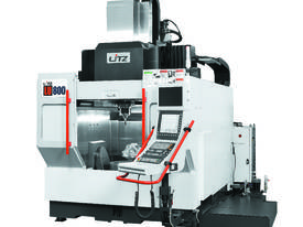 Litz LU-800 High Precision 5 Axis Machining Centre - picture0' - Click to enlarge
