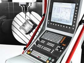 Litz LU-800 High Precision 5 Axis Machining Centre - picture5' - Click to enlarge