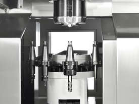 Litz LU-800 High Precision 5 Axis Machining Centre - picture11' - Click to enlarge