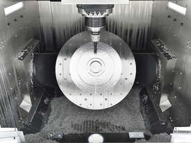 Litz LU-800 High Precision 5 Axis Machining Centre - picture14' - Click to enlarge