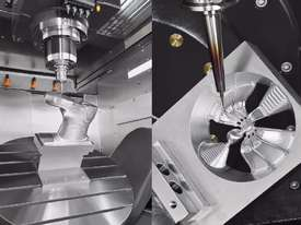 Litz LU-800 High Precision 5 Axis Machining Centre - picture18' - Click to enlarge