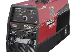 Lincoln Electric Ranger 305 D Engine Driven Welder
